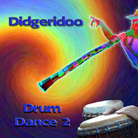 Didgeridoo Drum Dance 2